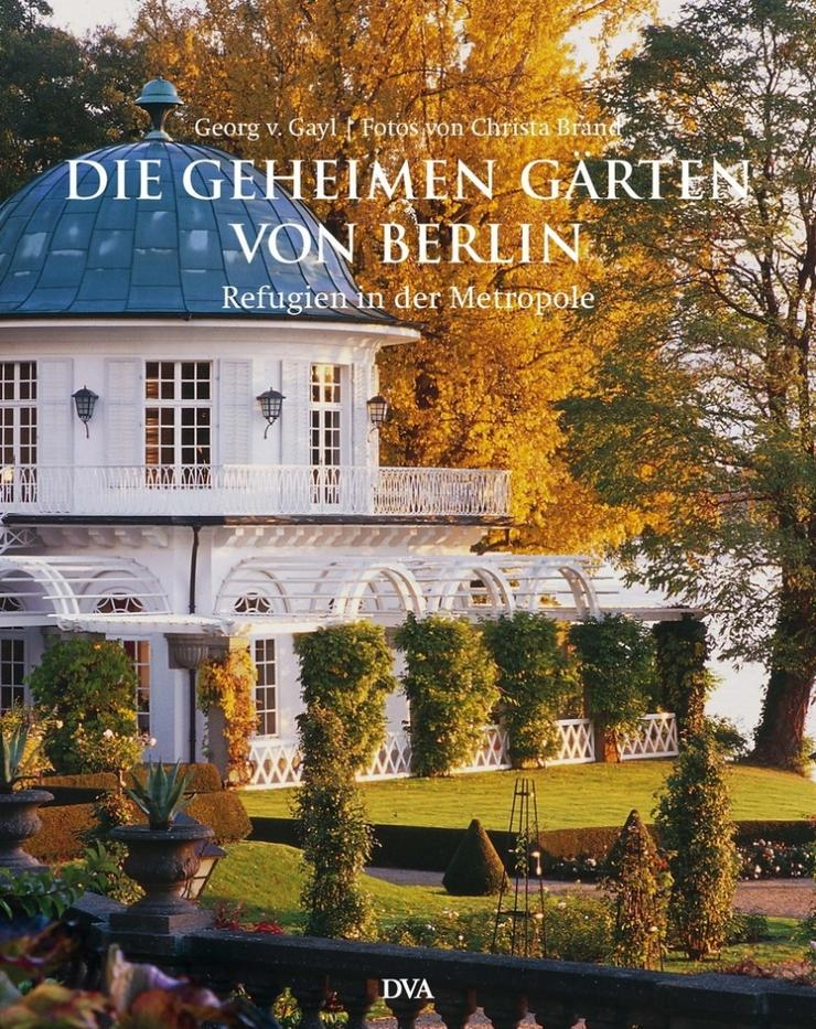Georg von Gayl/Christa Brand © Cover Deutsche Verlags-Anstalt