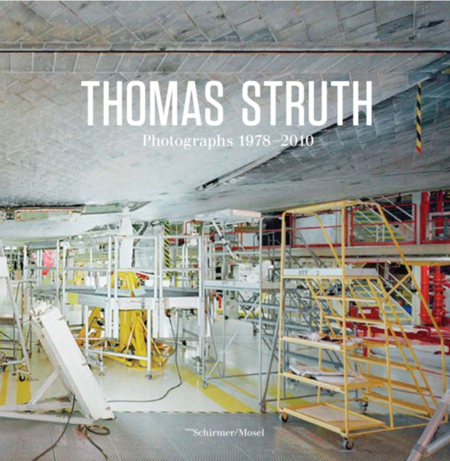Thomas Struth. Fotografien 1978-2010 © Cover Schirmer/Mosel