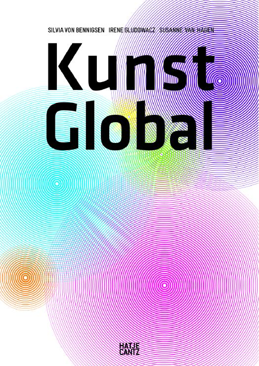 Kunst Global © Cover Hatje Cantz Verlag