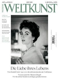 Weltkunst 13/2011 © Titelbild: courtesy the Cecil Beaton Studio Archive at Sotheby's