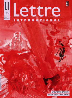 Lettre International 95 © Cover Lettre International Verlags GmbH