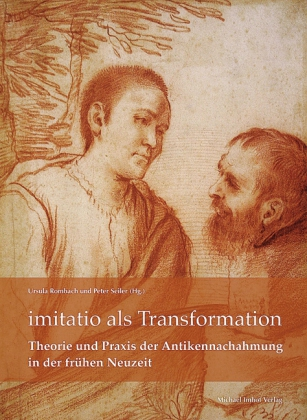 imitatio als Transformation © Cover Imhof Verlag