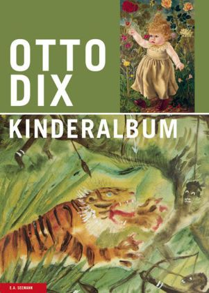 Otto Dix Kinderalbum © Cover Seemann