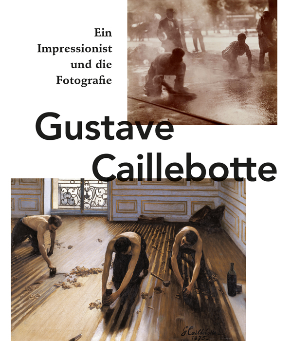Caillebotte © Cover Hirmer