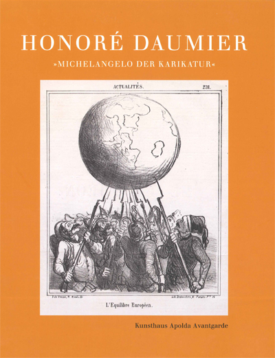 978-3-89739-785-9 Honore Daumier © Cover VDG Weimar