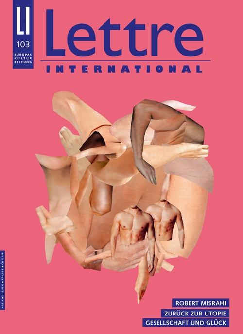 Lettre International 103 © Cover Lettre International