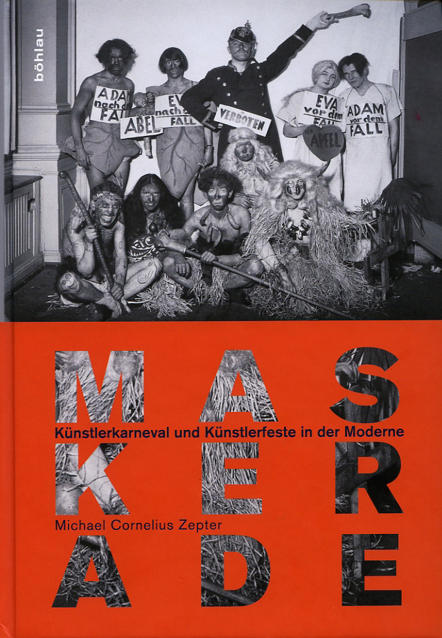 Zepter, Maskerade © Cover Böhlau