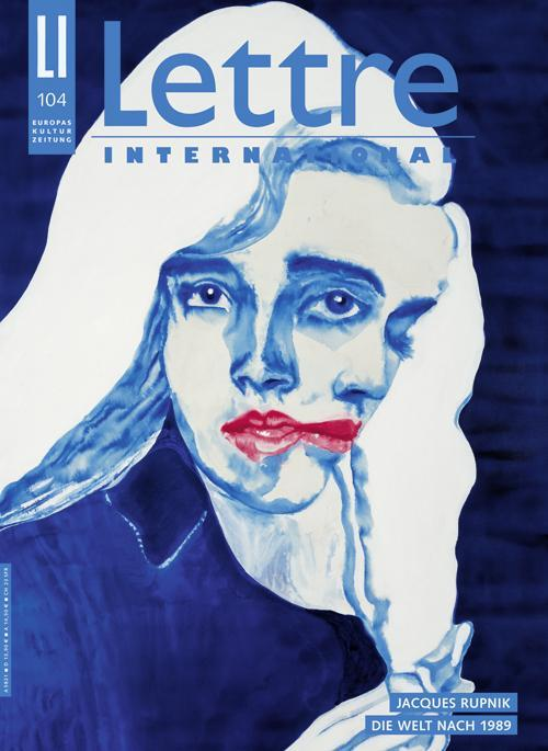 Lettre International 104 © Cover Lettre International