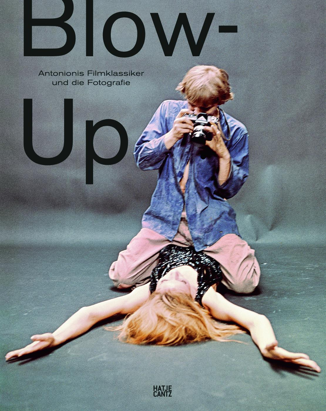 Blow-Up © Cover Hatje Cantz