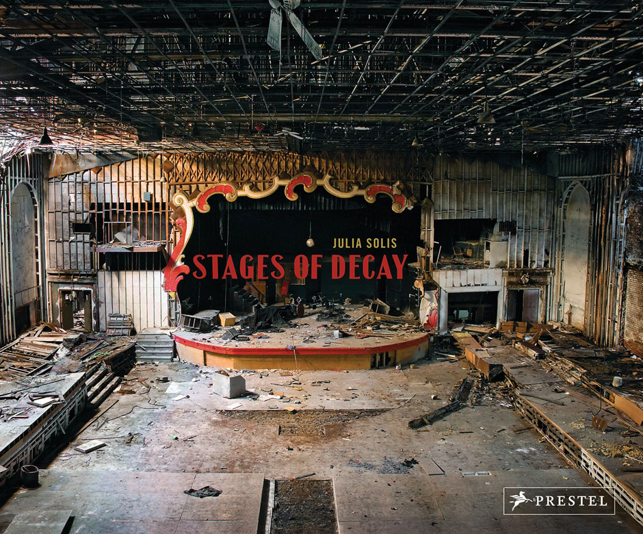 Stages of Decay © Cover Prestel UK