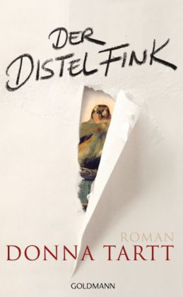 Distelfink © Cover Goldmann