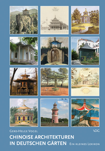 Chinoise Architekturen © Cover VDG Weimar
