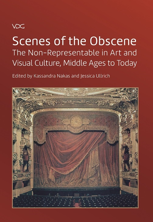 978-3-89739-767-5, Scenes of the Obscene © VDG Weimar