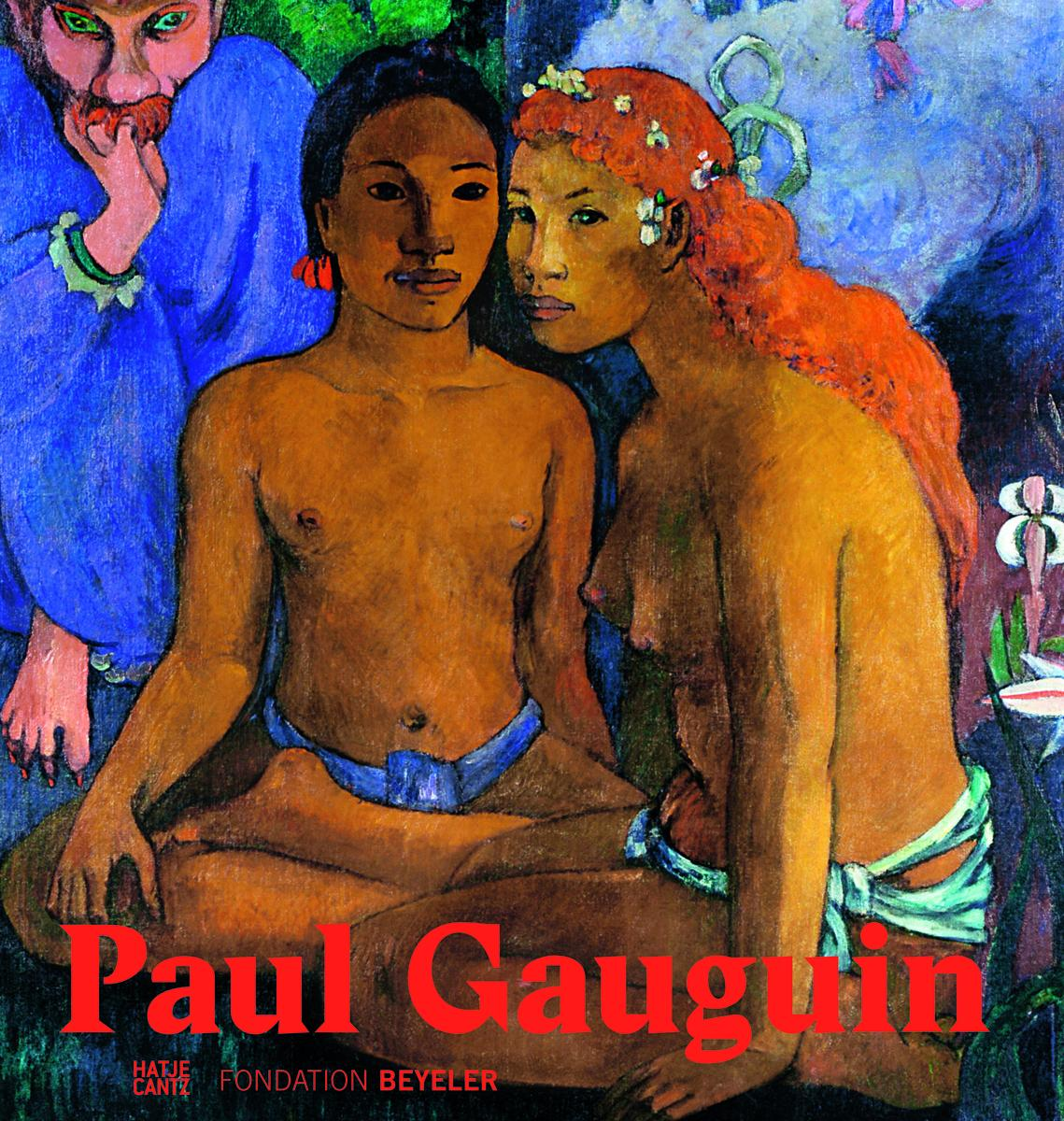 Paul Gauguin © Cover Hatje Cantz