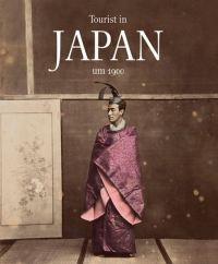 Tourist in Japan © Cover Sandstein