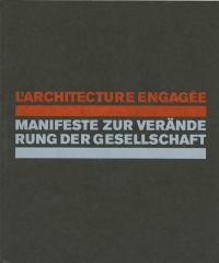 L'architecture engagée © Cover Detail Verlag