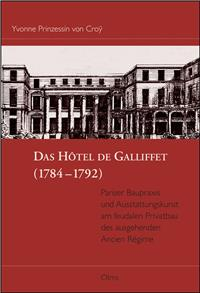 Hotel de Galliffet © Cover Olms