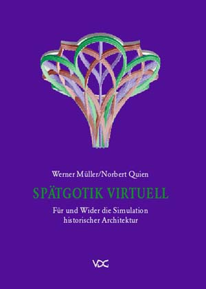 Spätgotik virtuell © Cover VDG Weimar