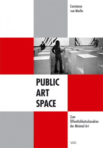 Public - Art - Space © Cover VDG Weimar