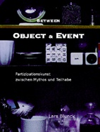 Between Object & Event © Cover VDG Weimar
