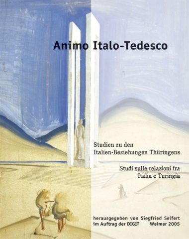 Animo italo-tedesco, Band 4 © Cover VDG Weimar