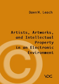 Artists, Artworks and Intellectual Property © Cover VDG Weimar