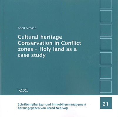 Cultural heritage © Cover VDG Weimar