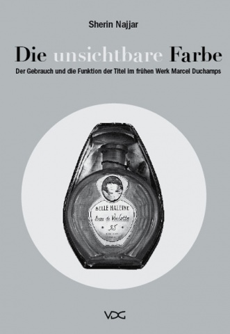 Die unsichtbare Farbe © Cover VDG Weimar