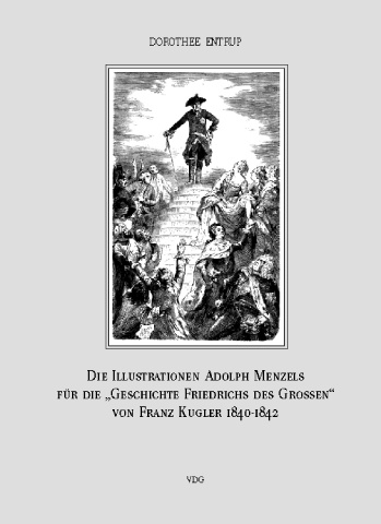 Die Illustrationen Adolph Menzels © Cover VDG Weimar