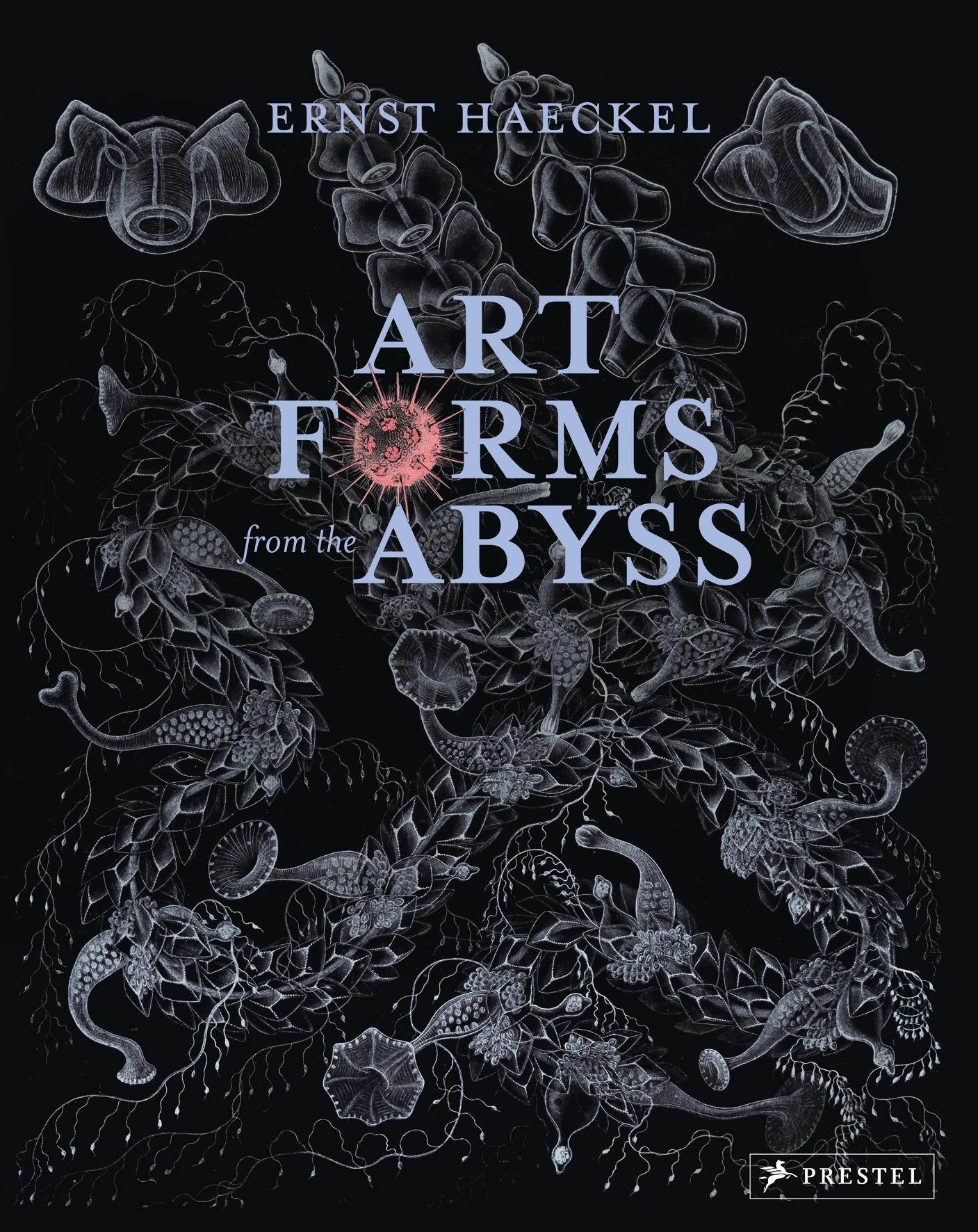 Art Forms from the Abyss © Cover Prestel