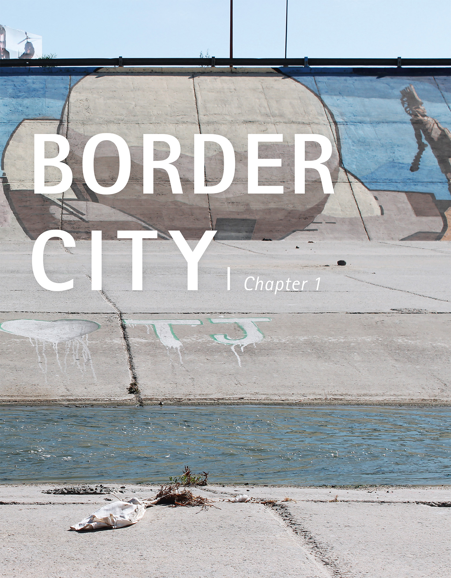 Border City © Cover Bauhaus-Universitätsverlag