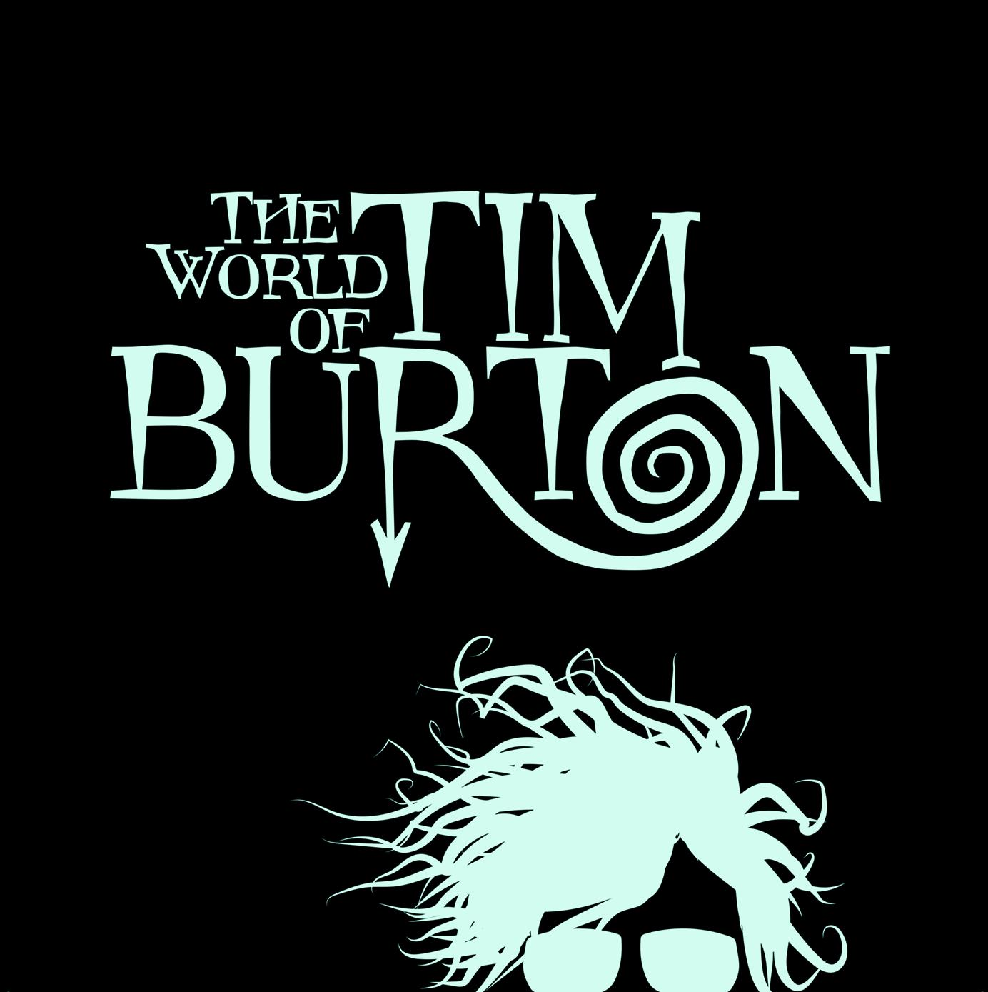 The World of Tim Burton © Cover Hatje Cantz