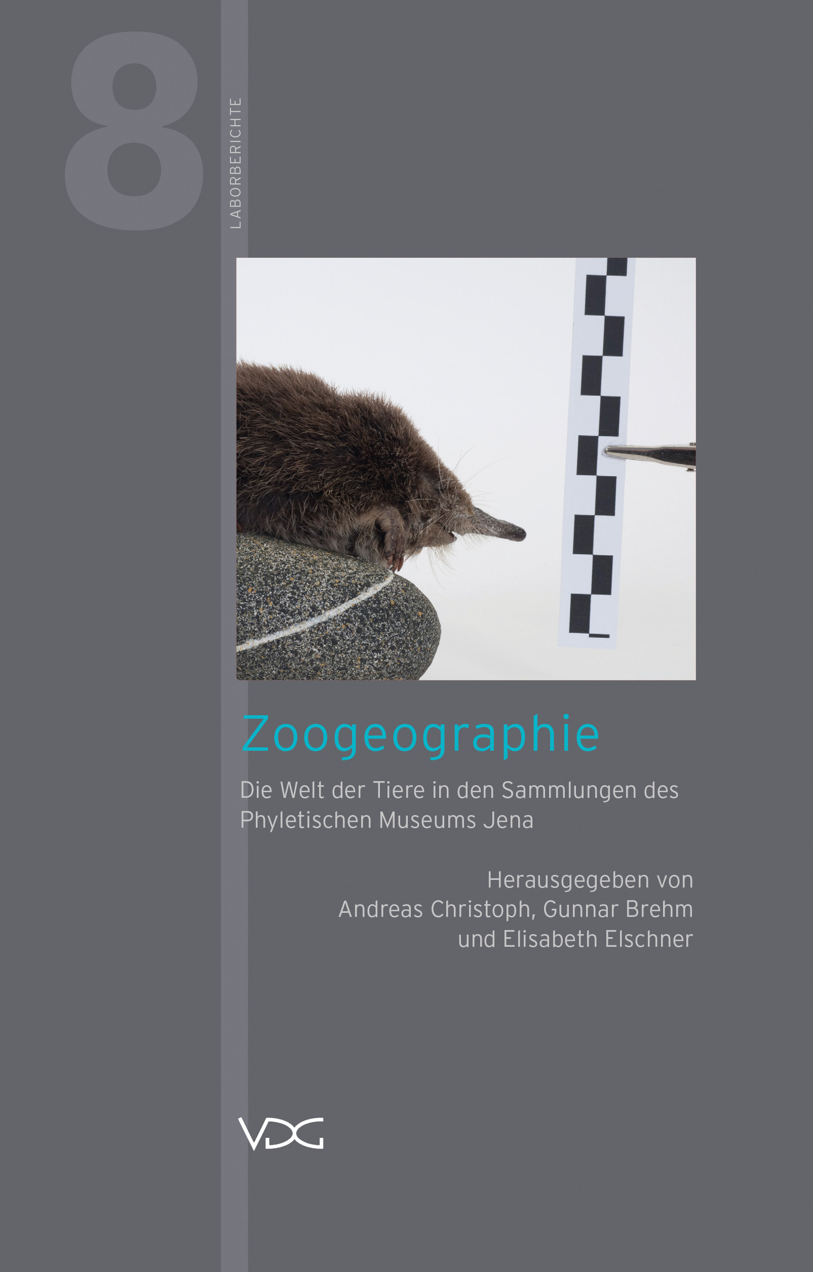 Zoogeographie © Cover VDG Weimar