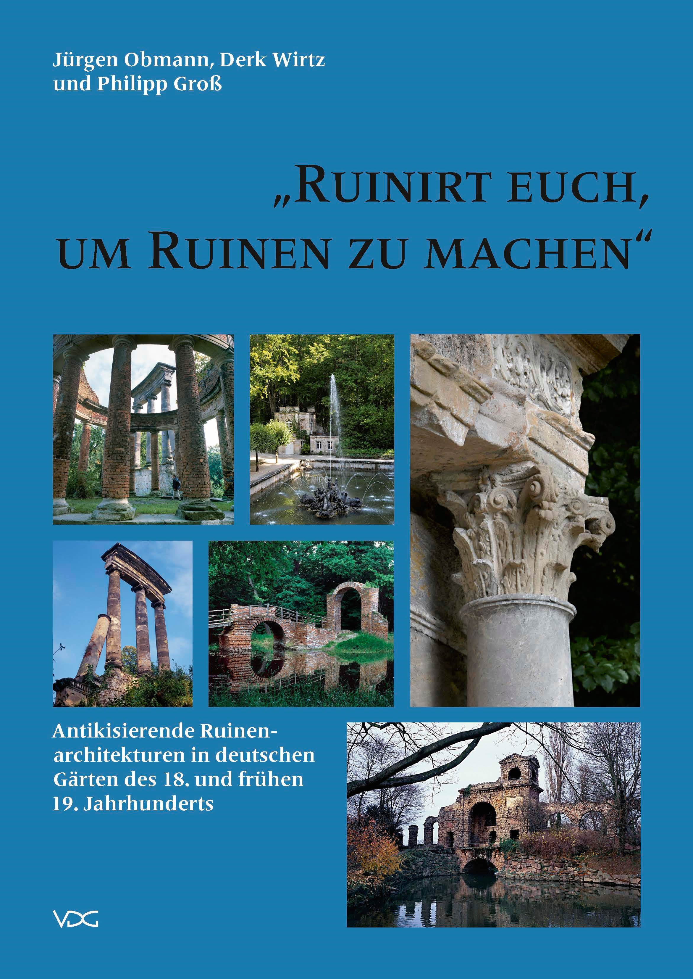 Ruinirt euch © Cover VDG Weimar
