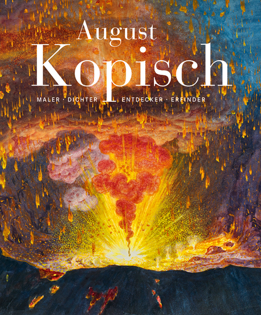 August Kopisch © Cover Sandstein