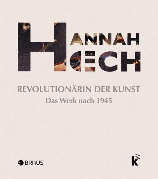 Hannah Höch © Cover Edition Braus