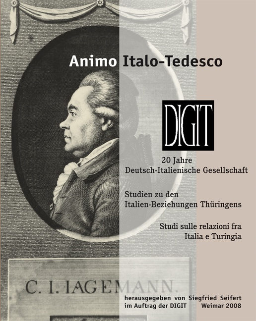 Animo Italo-Tedesco 7 © Cover VDG
