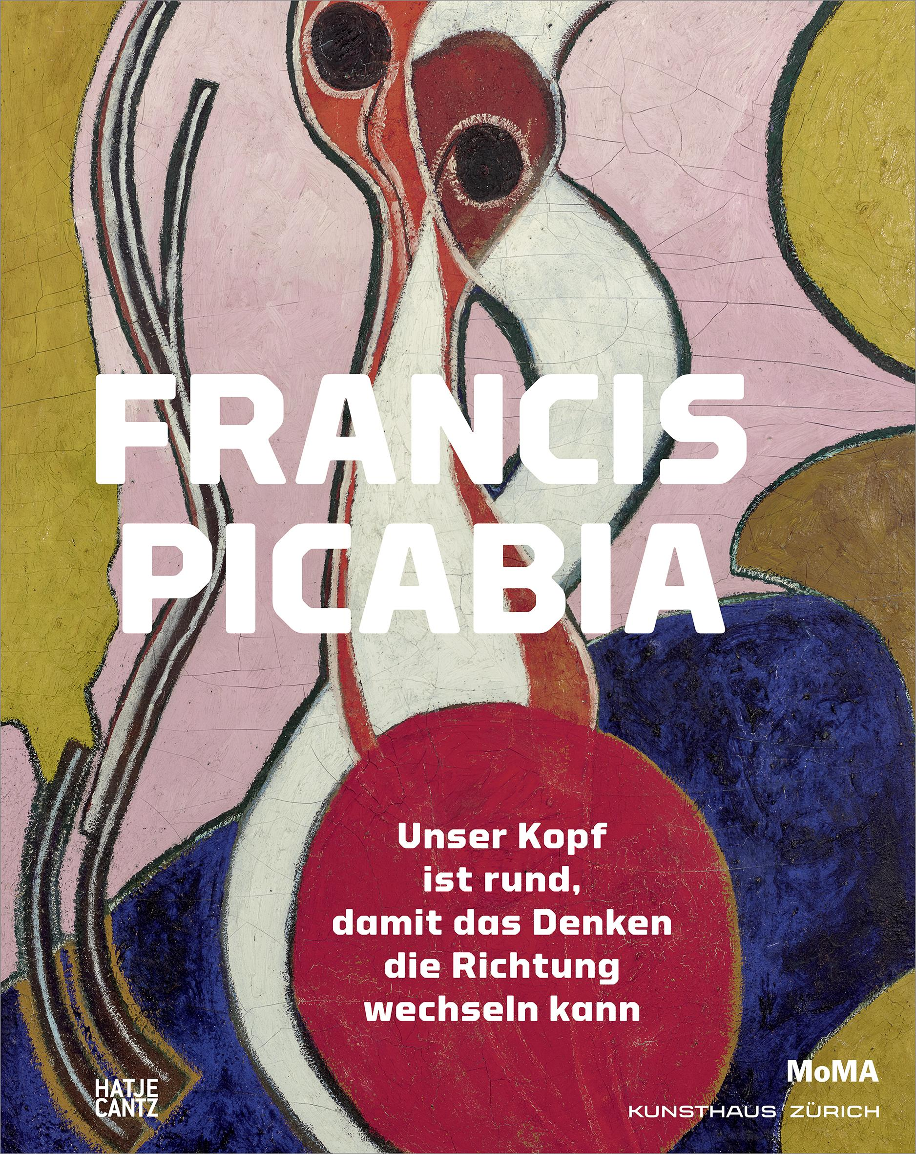 Francis Picabia © Cover Hatje Cantz