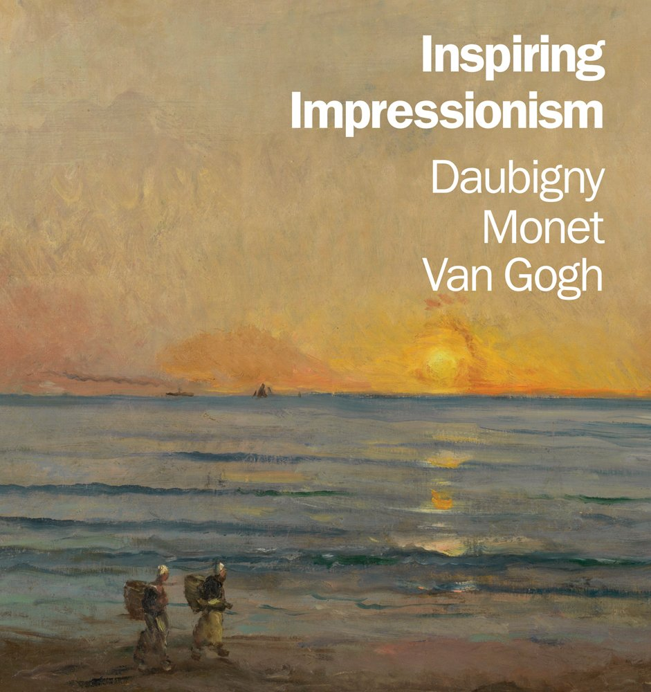 Inspiring Impressionism © Cover National Galleries of Scotland