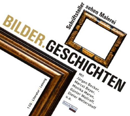 Bilder. Geschichten © Cover Random House Audio