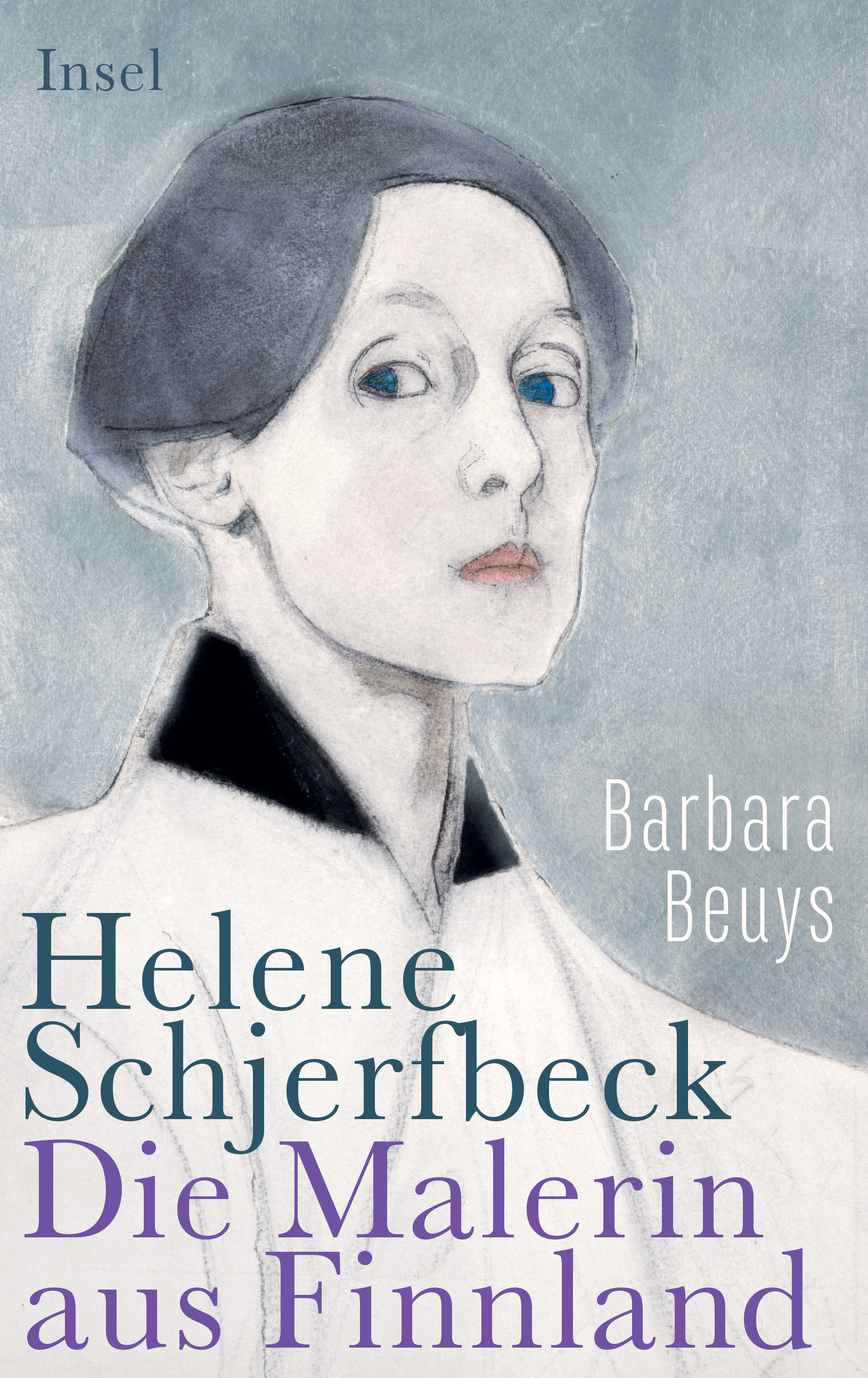 Helene Schjefbeck © Cover Insel