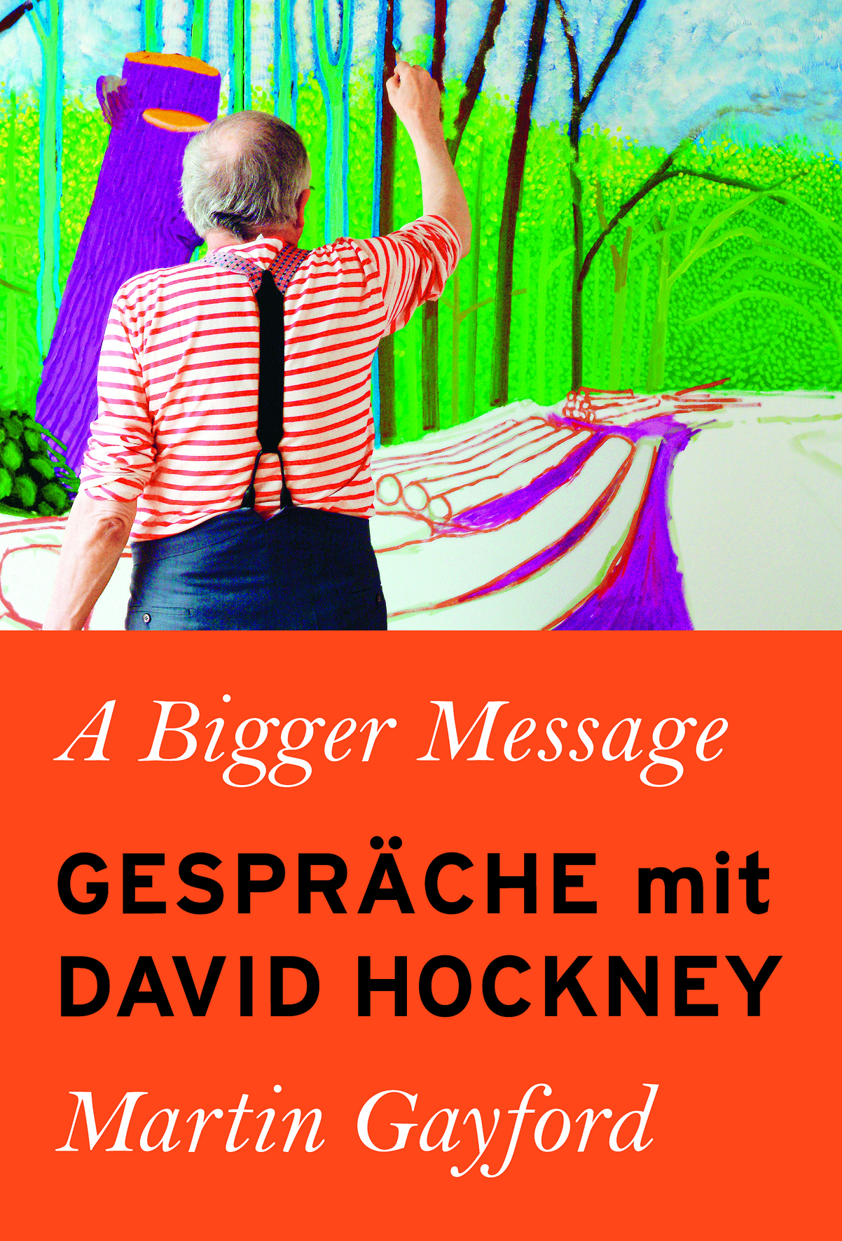 A Bigger Message © Cover Piet Meyer Verlag