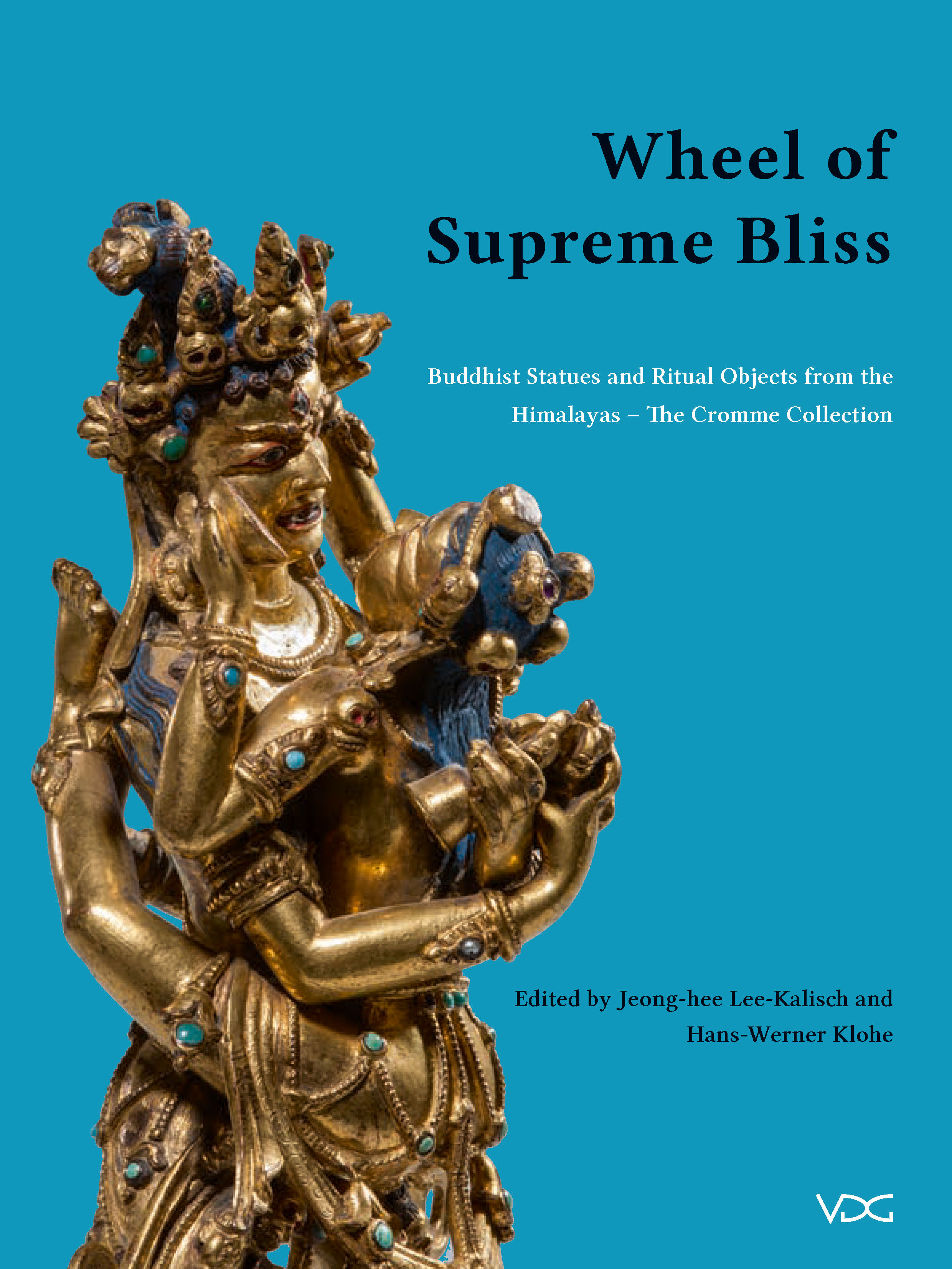 Wheel of Supreme Bliss © Cover VDG