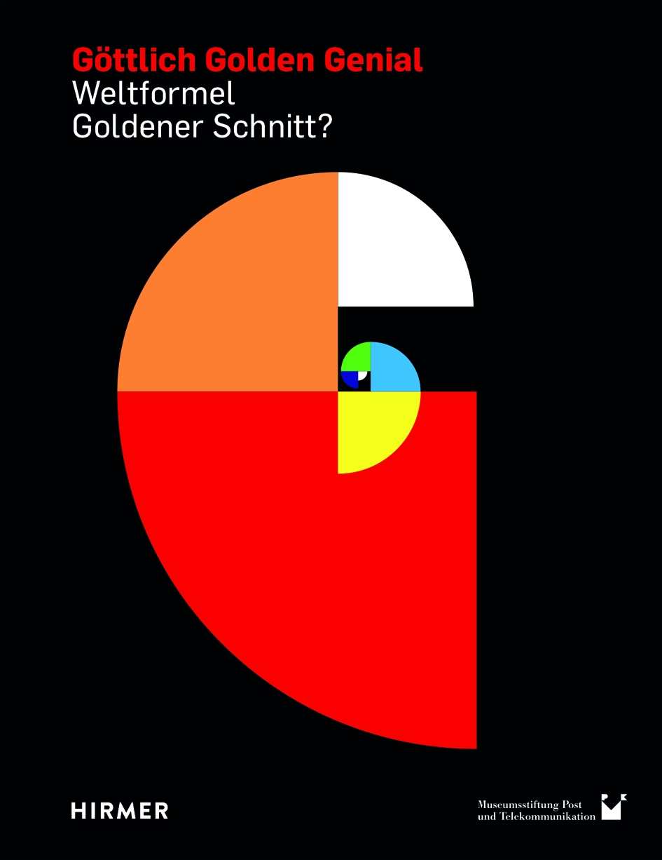 Göttlich Golden Genial © Cover Hirmer