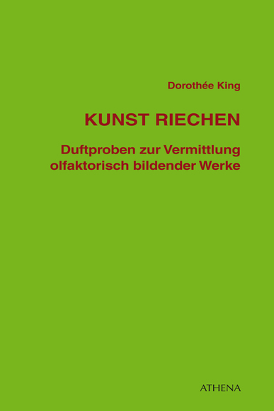 Kunst riechen © Cover Athena