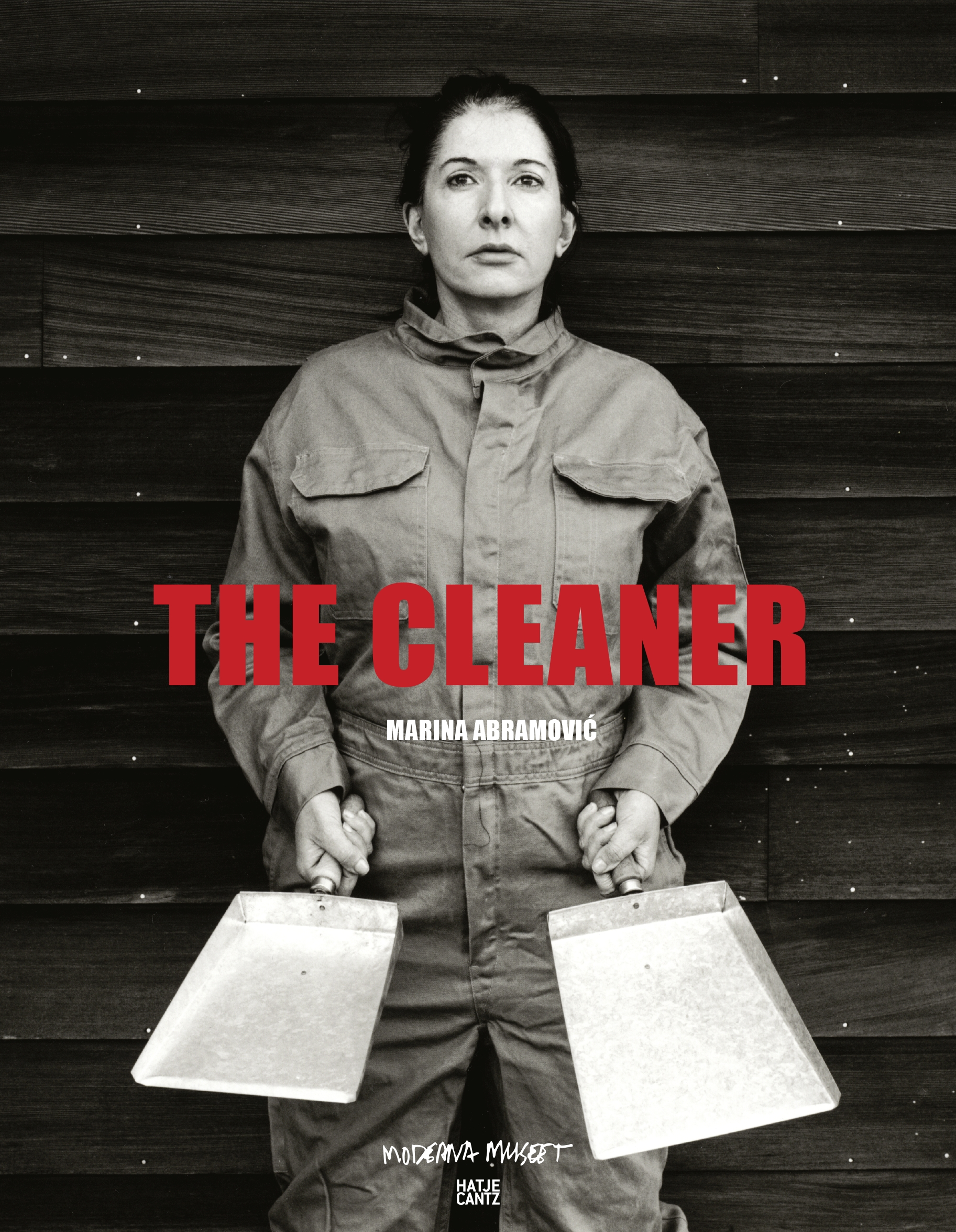 Marina Abramovic The Cleaner © Cover Hatje Cantz