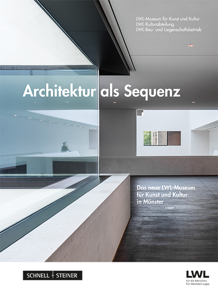 Architektur als Sequenz © Cover Schnell & Steiner