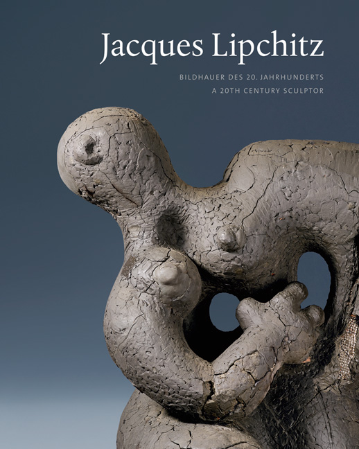 James Lipchitz © Cover Sandstein