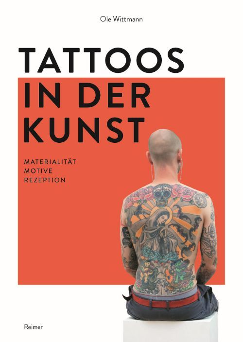 Tattoos in der Kunst © Cover Reimer