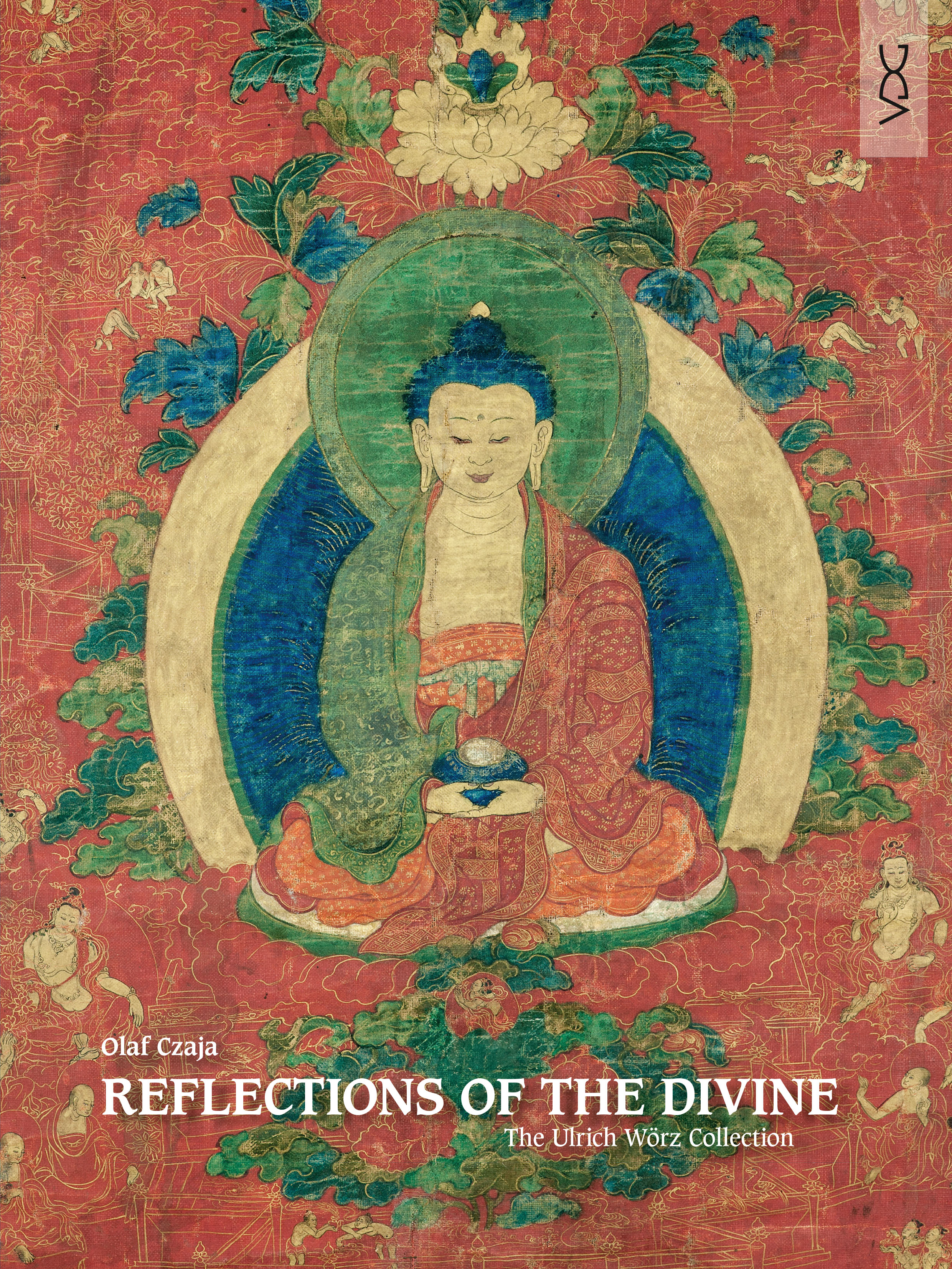 Reflections of the DIvine © Cover VDG